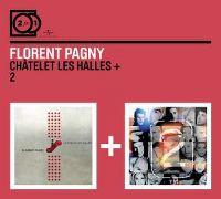 Cover Florent Pagny - Châtelet Les Halles + 2
