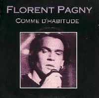 Cover Florent Pagny - Comme d'habitude