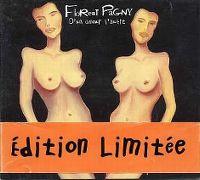 Cover Florent Pagny - D'un amour l'autre