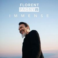 Cover Florent Pagny - Immense