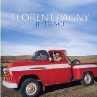 Cover Florent Pagny - Je trace