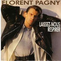 Cover Florent Pagny - Laissez-nous respirer