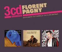 Cover Florent Pagny - Savoir aimer / C'est comme ça / Tout & son contraire
