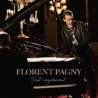 Cover Florent Pagny - Tout simplement