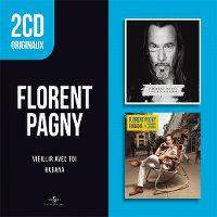 Cover Florent Pagny - Vieillir avec toi + Habana