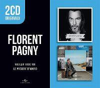 Cover Florent Pagny - Vieillir avec toi + Le présent d'abord