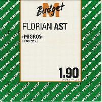 Cover Florian Ast - Migros