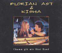 Cover Florian Ast & Kisha - Chumm gib mir Dini Hand