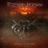 Cover Flotsam And Jetsam - Blood In The Water