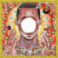 Cover Flying Lotus - You're Dead!
