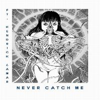 Cover Flying Lotus feat. Kendrick Lamar - Never Catch Me