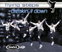Cover Flying Steps - Breakin' It Down