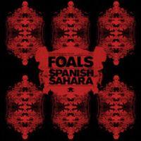Cover Foals - Spanish Sahara