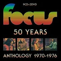 Cover Focus - 50 Years Anthology 1970-1976