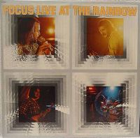 Cover Focus - Live At The Rainbow