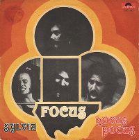 Cover Focus - Sylvia