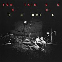 Cover Fontaines D.C. - Dogrel