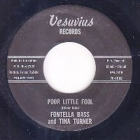 Cover Fontella Bass & Tina Turner - Poor Little Fool