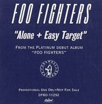 Cover Foo Fighters - Alone And Easy Target