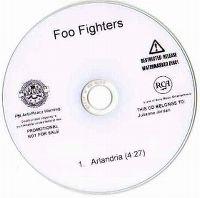 Cover Foo Fighters - Arlandria