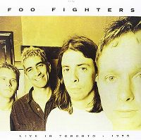 Cover Foo Fighters - Live In Toronto - 1996