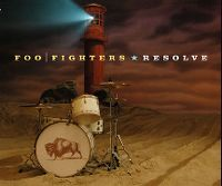 Cover Foo Fighters - Resolve