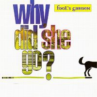 Cover Fool's Garden - Why Did She Go?