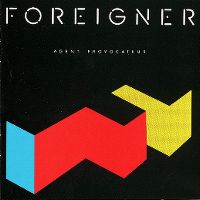 Cover Foreigner - Agent Provocateur