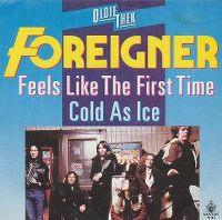 Cover Foreigner - Feels Like The First Time