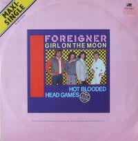 Cover Foreigner - Girl On The Moon