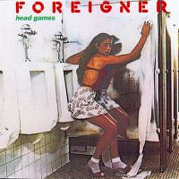 Cover Foreigner - Head Games