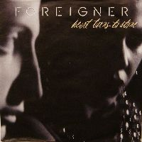 Cover Foreigner - Heart Turns To Stone