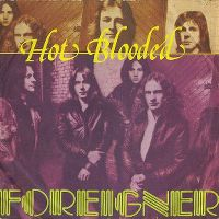 Cover Foreigner - Hot Blooded