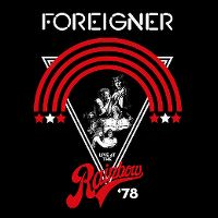 Cover Foreigner - Live At The Rainbow '78