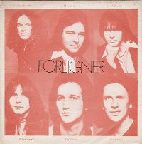 Cover Foreigner - The Damage Is Done