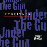 Cover Foreigner - Under The Gun