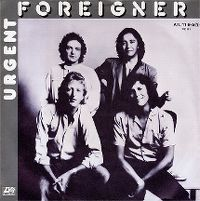 Cover Foreigner - Urgent