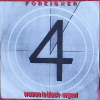 Cover Foreigner - Woman In Black