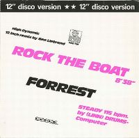 Cover Forrest - Rock The Boat