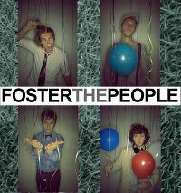 Cover Foster The People - Houdini