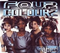 Cover Four Colourz - ABCD