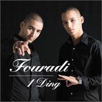 Cover Fouradi - 1 ding