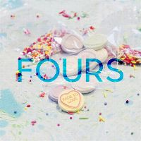 Cover FOURS - Fade To Love
