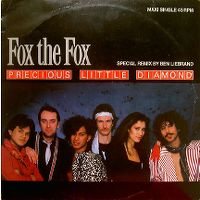 Cover Fox The Fox - Precious Little Diamond