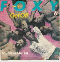 Cover Foxy - Get Off