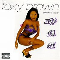 Cover Foxy Brown - Chyna Doll
