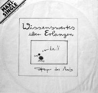 Cover Foyer Des Arts - Wissenswertes über Erlangen