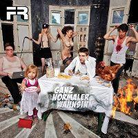 Cover F.R. - Ganz normaler Wahnsinn