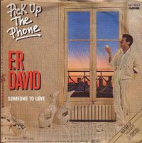 Cover F.R David - Pick Up The Phone
