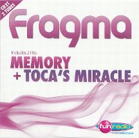 Cover Fragma - Memory / Toca's Miracle